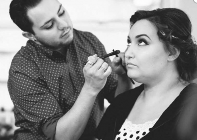 Chicago bridal makeup artist