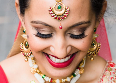 Chicago indian makeup artist