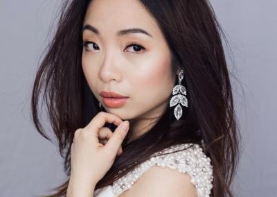 Chicago asian makeup artist